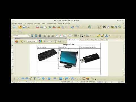 Tutorial de OpenOffice Writer