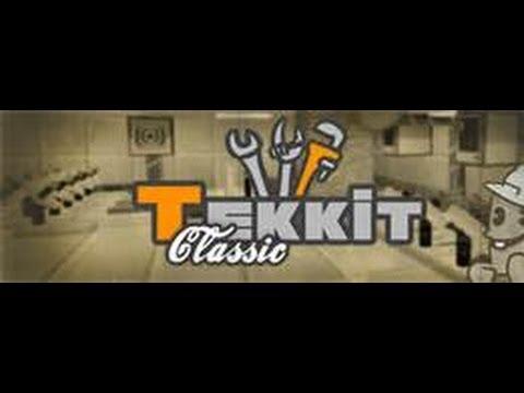 1.2.5 Tekkit classic server. MotherGermany!