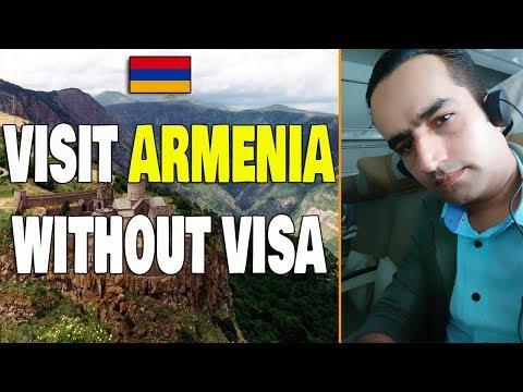Visit Armenia Without Visa