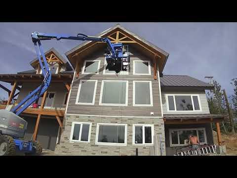 Deck Railing and Siding