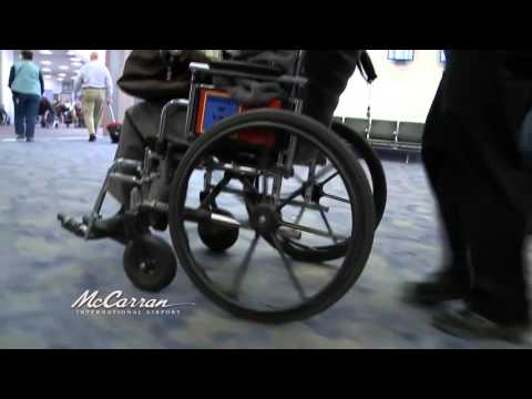 Wheelchair Service At McCarran