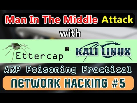 [HINDI] Extracting Passwords With ARP Poisoning | Man-In-The-Middle Attack Practical