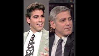 Tributes to David Letterman, Part 27 of 31: George Clooney 1995, 2015