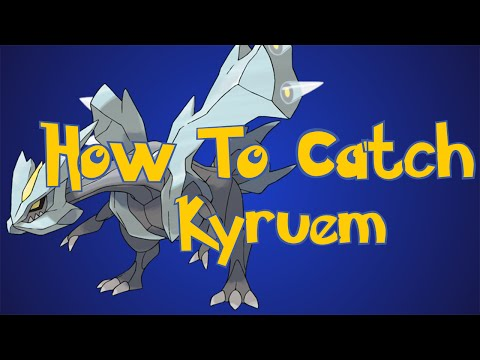 Pokemon Omega Ruby and Alpha Sapphire Tips: How To Catch Kyurem