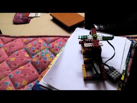 Automatic Carousel (Detecting Objects) - RobotDu