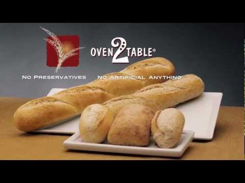 Oven2Table Bread
