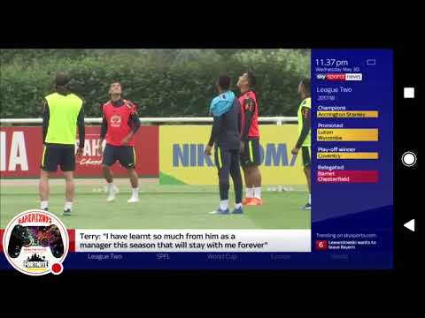 My Sky Sports Mobile TV Stream