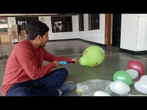 Balloon funny Boom!!