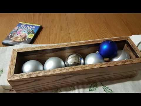 DIY decorative tabletop display for any season