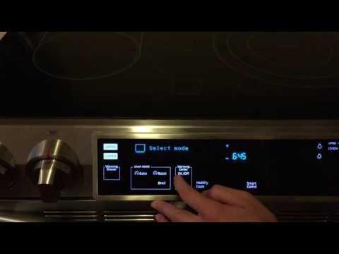 Samsung Flex Duo Dual Door Range With Wifi Connectivity