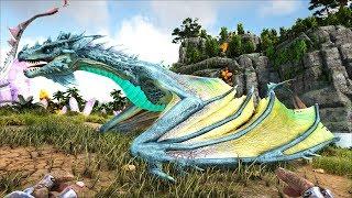 ARK: Crystal Isles #02 - Đi Tìm Hang Rồng Lửa Ember Crystal Wyvern