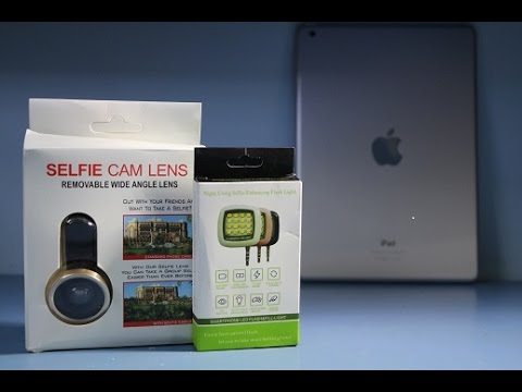 Product Review:Lens And External Flash For iPhone,iPod and iPad and other devices