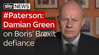 #Paterson: Damian Green on Boris