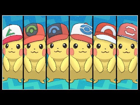 FULL PIKACHU HAT TEAM! (400TH SPECIAL)