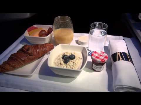 Cathay Pacific Business Class - The Good & The Not So Good