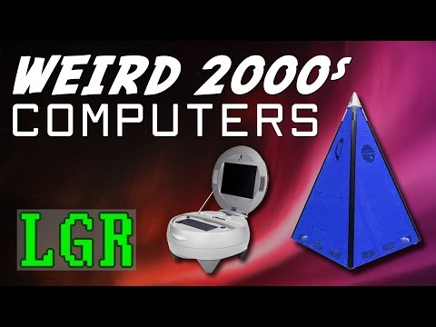 LGR - Strangest Computer Designs of the 2000s