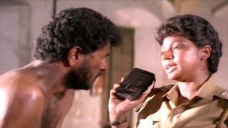 Premikudu Movie || Police Interrogation by Prabhu Deva scene || Prabhu Deva, Nagma