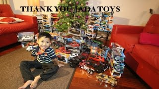 Jada Toys SEMA 2015 Fast and Furious Giveaway Unboxing