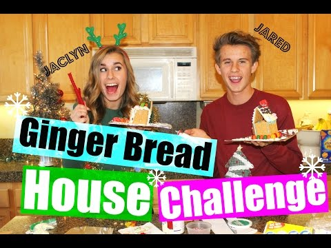 Ginger Bread House Challenge FAIL after WISDOM TEETH REMOVAL?!?