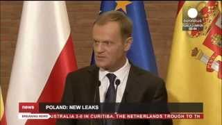 Download Poland - New Leaks - Government scandal - wprost - euronews - 23.06.2014 Video