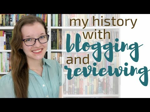 History of Books for Christian Girls + Book Reviewing