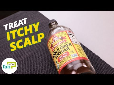 How to Get Rid of Itchy Scalp (Top 3 Home Remedies)