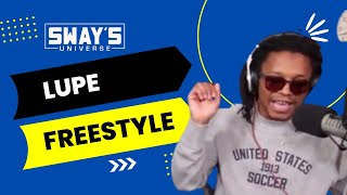 Lupe Fiasco Blasts a Dope Freestyle on Sway in the Morning!