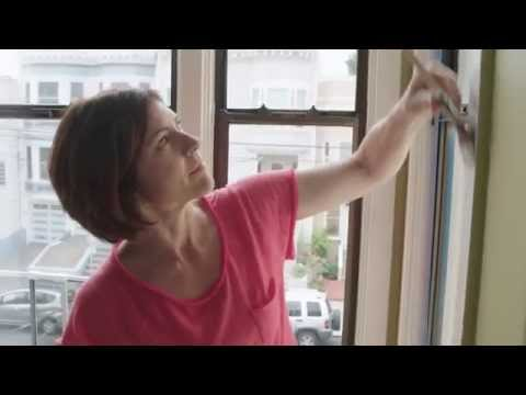 #5 - The Details: Painting Window Trim