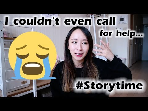 My Depressing First Day in Korea | #Storytime