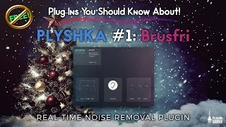Brusfri by KLEVGR Noise Reduction AUv3 for iPad and iPhone