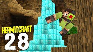 HermitCraft 7: 28 | Making THOUSANDS of DIAMONDS
