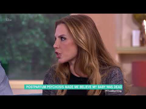 Knowing the Signs of Postpartum Psychosis | This Morning