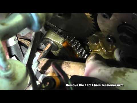 Replacing Timing Chain, Guides and Tensioner : Civic Type R EP3