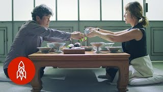 In Korea, Setting the Table With Tradition