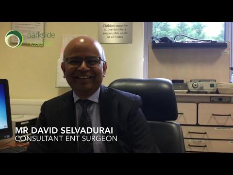 Parkside Hospital David Selvadurai Consultant ENT Surgeon