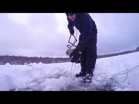 Winter sampling 2018, Nova Scotia