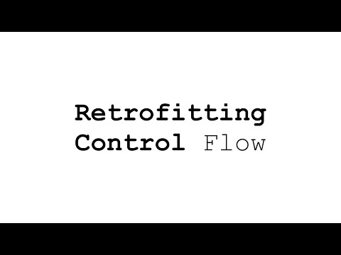 Android Spring Cleaning: Retrofitting Control Flow by Lisa Neigut