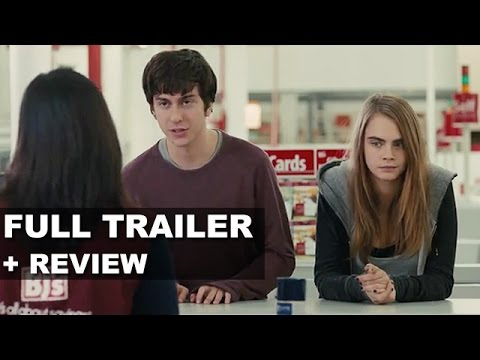 Paper Towns Official Trailer + Trailer Review : Beyond The Trailer