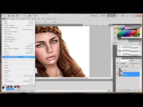 Creating Animated GIFs Using Photoshop CS5