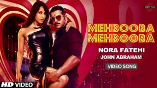 Mumbai Saga Song | Item Song Nora Fatehi | John Abraham | Shor Machega Yo Yo Honey Singh Song