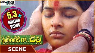 Puttintiki Ra Chelli Movie    Arjun Climax Sentiment Scene    Arjun, Meena    Shalimarcinema