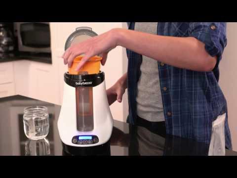 Safe + Smart Bottle Warmer: The Ideal Bottle Temperature