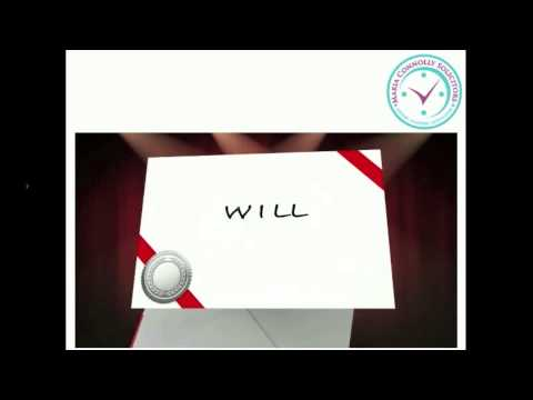 Probate, Wills and Inheritance Tax solutions with Maria Connolly Solicitors