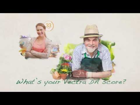 Know Your RA Score - About Vectra DA, The Multi-Biomarker Blood Test