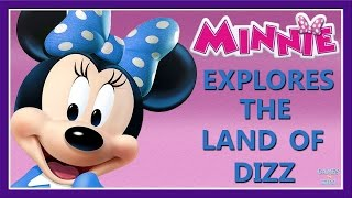 Minnie Mouse: Minnie Explores The Land Of Dizz - Disney Junior Game For Kids
