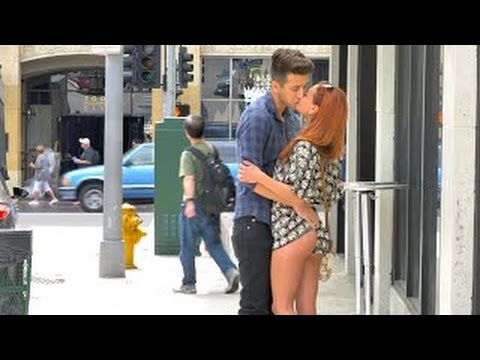 Kissing Prank Appropriate - 0425