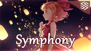 Nightcore - Symphony - (Lyrics)
