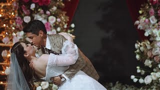 Aljur Abrenica and Kylie Padilla Wedding
