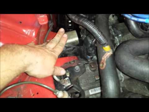 How to change the clutch in your Honda.