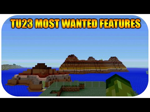 ★Minecraft Xbox 360 + PS3 Title Update 23 Most Wanted Features Command blocks, Stained Glass ★
